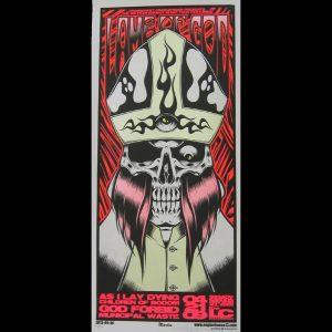 Lamb of God screen printed poster-0