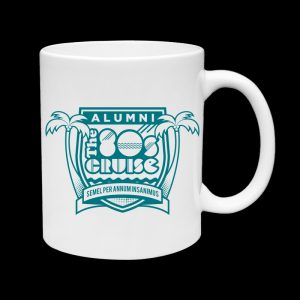 The 80s Cruise Alumni Mug